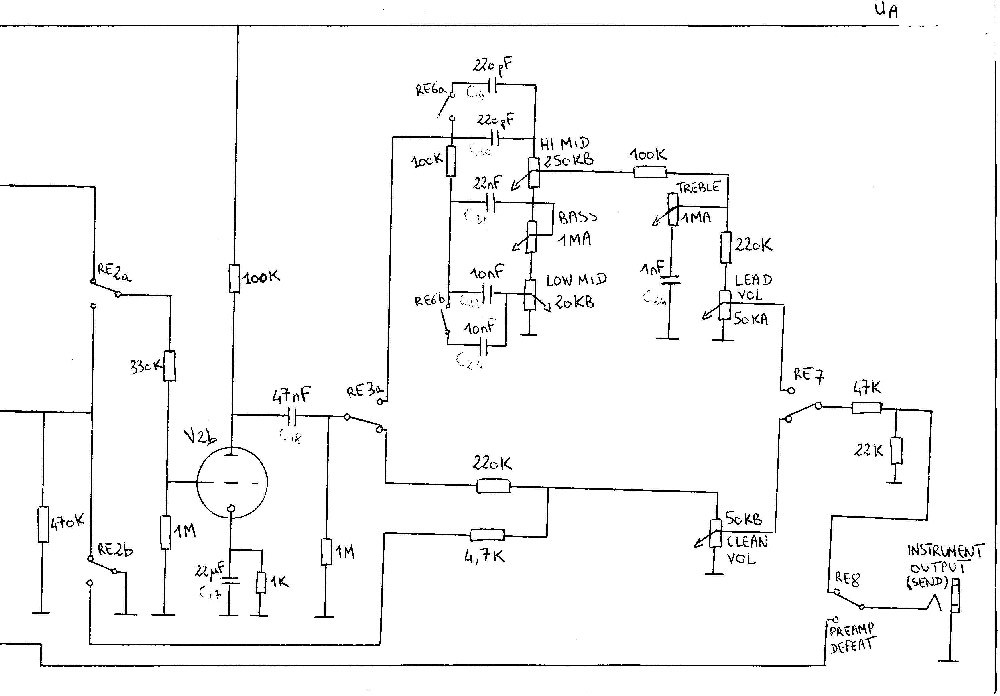 6sl7 Tube Pre Schematics as well Blog0307 together with Phono in addition Hybrid Headphone   Schematic together with Postimg 5933639 6. on tube headphone amp schematic